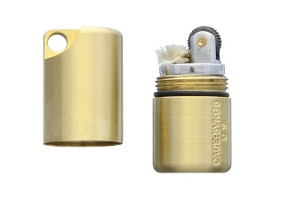 Maratac REV 2 Lighter Small Brass