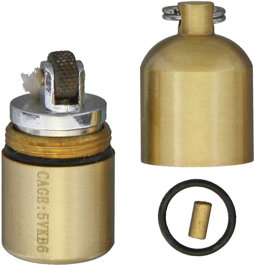 Maratac 28 Brass Split Pea Lighter