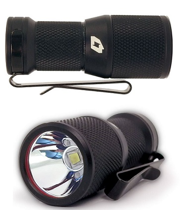 Foursevens Mini Turbo Mk II Combo - 1020 Lumens
