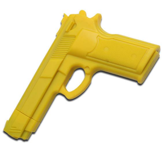MC Rubber Training Pistol 3200YL (Online Only)