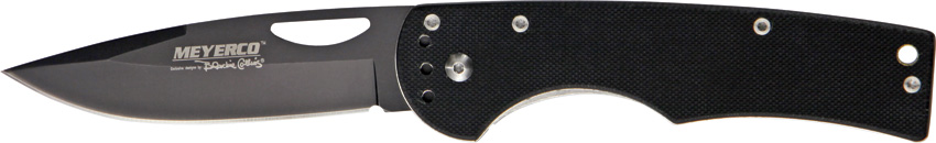 Meyerco MY6954 Blackies Classic Tactical Folder (Online Only)