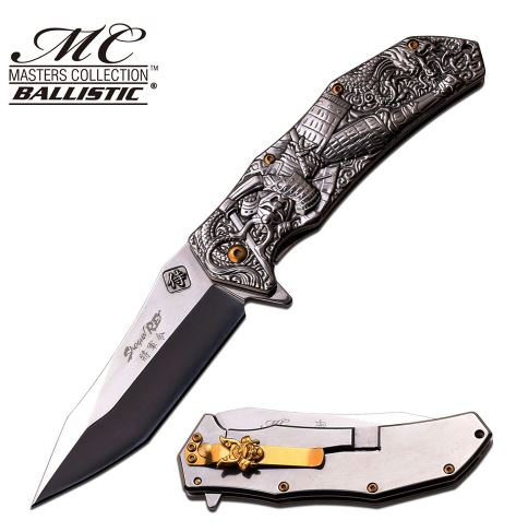 Master Collection MCA036CH Samurai Folder (Online Only)