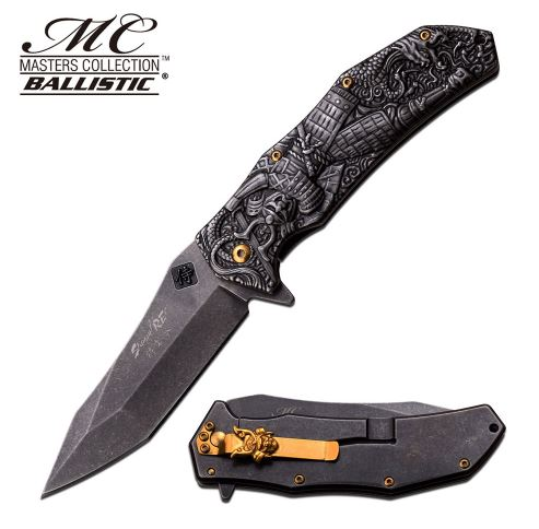 Master Collection MCA036SW Samurai Folder (Online Only)