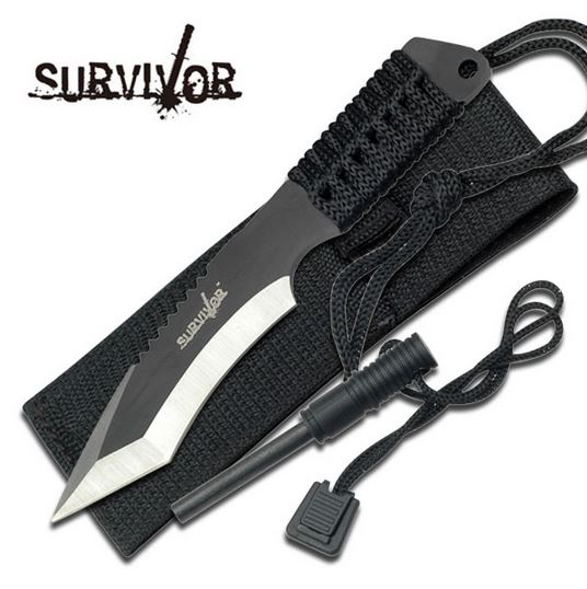 MC SurviVor HK759 Two-Tone Xtreme Tanto Hunter (Online Only)