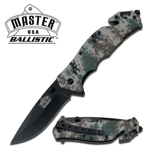 Master A001DG Digi Camo Assisted (Online Only)