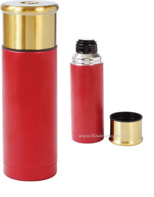 Meyerco Shot Gun Shell 34 oz Stainless Vacuum Bottle (Online)