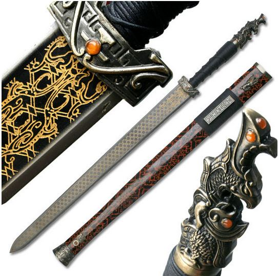 MC SW-198 Chinese Dynasty Sword (Online Only)