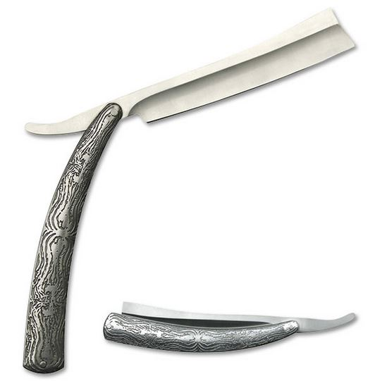 Master YC116 Large Straight Razor Knife (Online Only)