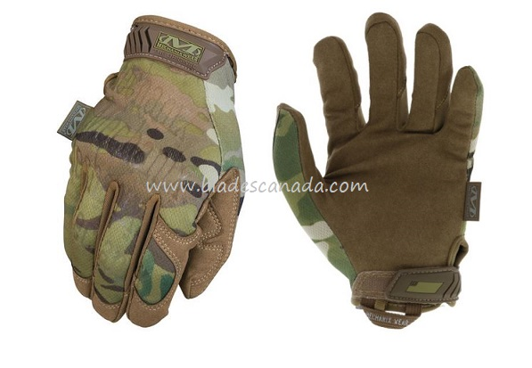 Mechanix Wear The Original Covert Tactical Glove - Multicam
