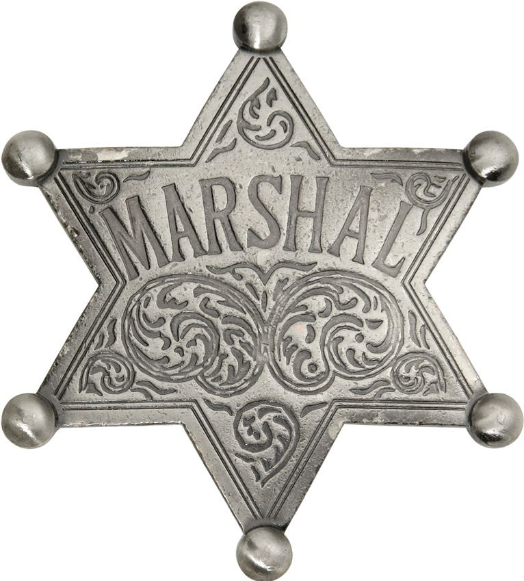 BOTOW Marshal Badge