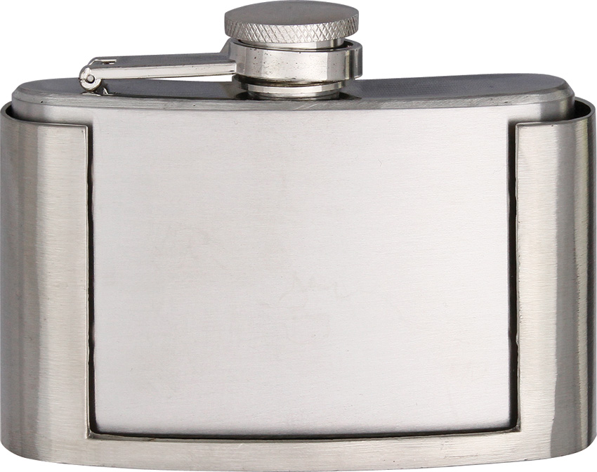 Belt Buckle Flask - 3oz.