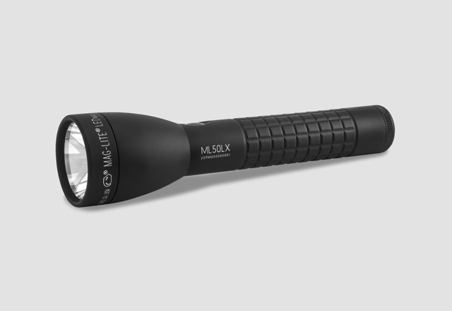 Maglite ML50LX 2 C Cell Matte Finish Flashlight - 490 Lumens