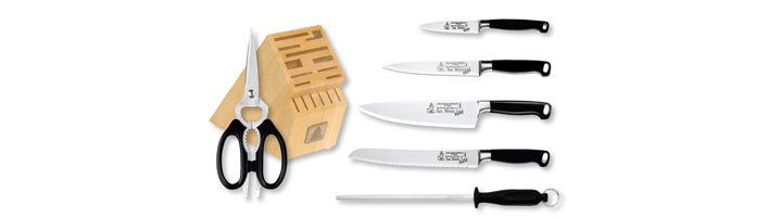 Messermeister San Moritz Elite 7 Piece Basic Set (Online Only)