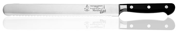 "Messermeister Meridian Elite 10"" Scalloped Bread Knife (Online)"