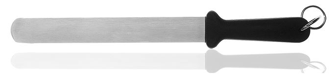 "Messermeister 8100 - 10"" Regular Flat Steel"