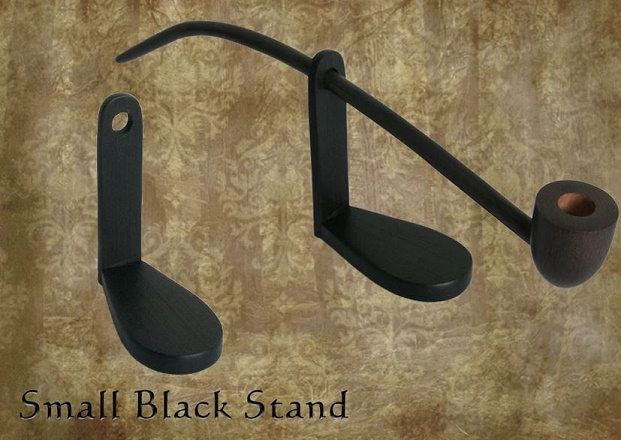MacQueen Pipes - Small Black Pipe Stand