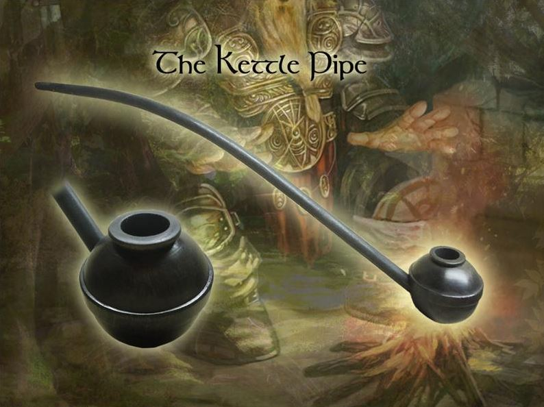 MacQueen Pipes 'The Kettle' - Birch Wood
