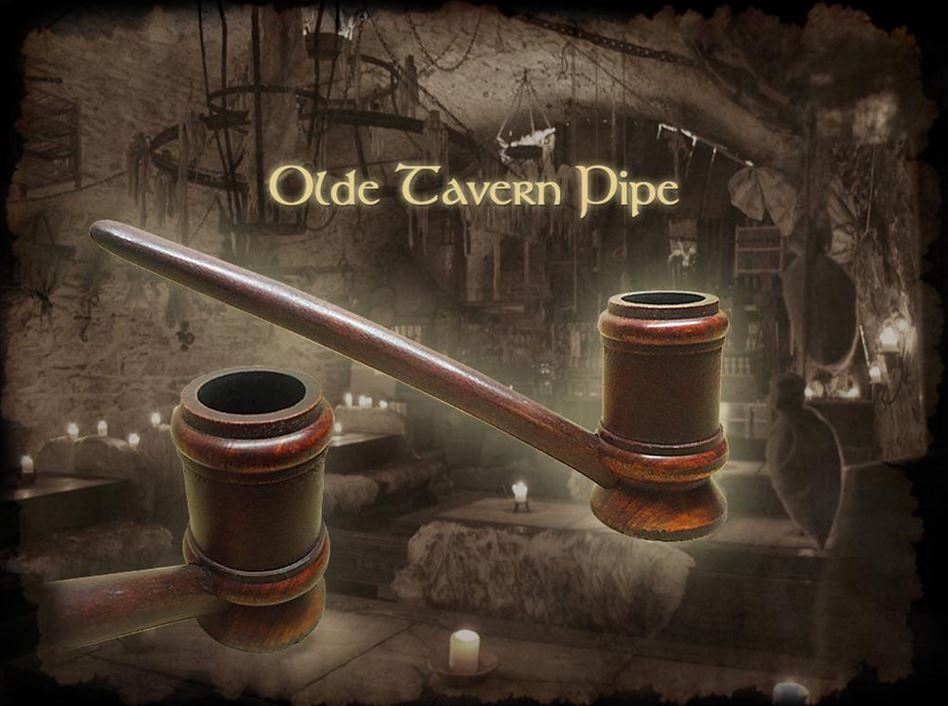 MacQueen Pipes 'The Olde Tavern Pipe'