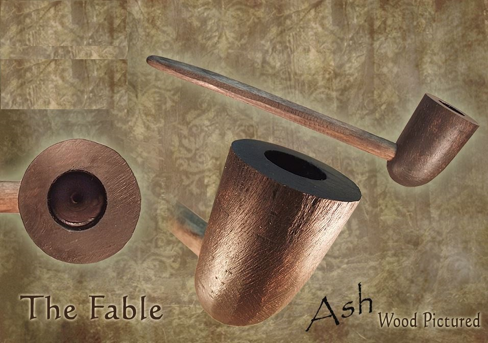 MacQueen Pipes 'The Fable' - Ash Wood