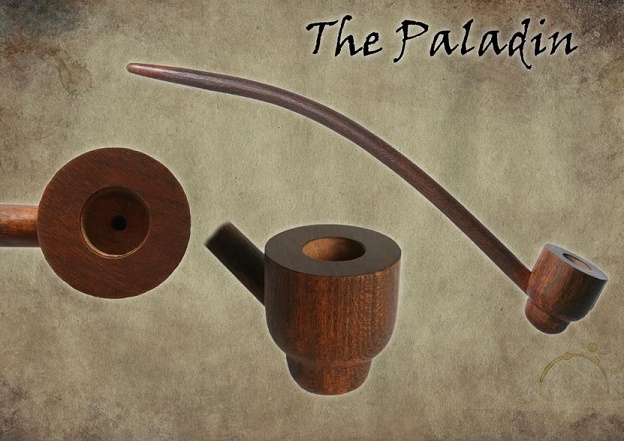 MacQueen Pipes 'The Paladin' - Cherry