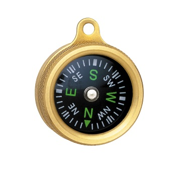 Marbles Mini Pocket Compass 1147 (Online Only)
