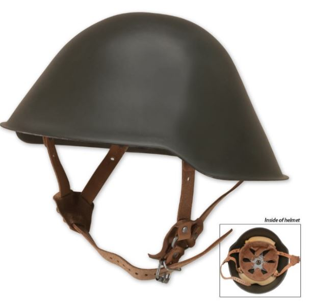 East German Military Steel Helmet