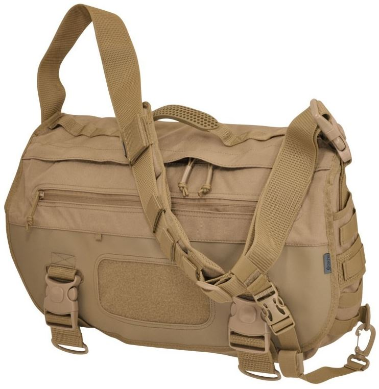 Hazard 4 Defense Courier Laptop Messenger Bag - Coyote