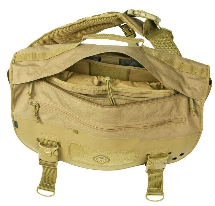 Hazard 4 Defense Courier Diagonal Messenger Sling - Coyote