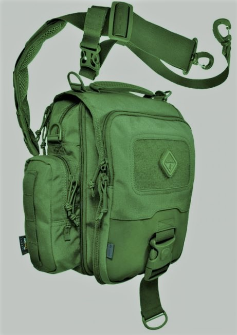 Hazard 4 Kato Tablet Mini-Messenger - OD Green