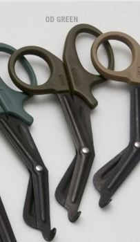 Mil-Spec Monkey Field - EMT Shears - OD Green
