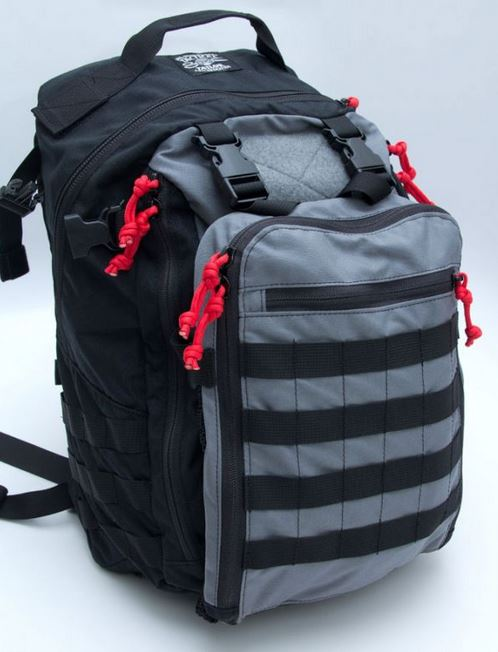 Mil-Spec Monkey Boss Beaver Pack - Black