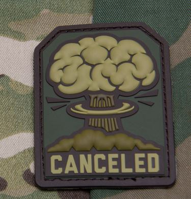 Mil-Spec Monkey Patch - Canceled PVC