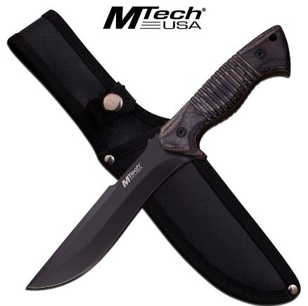 Mtech MT2073GW Fixed Blade w/Nylon Sheath (Online Only)
