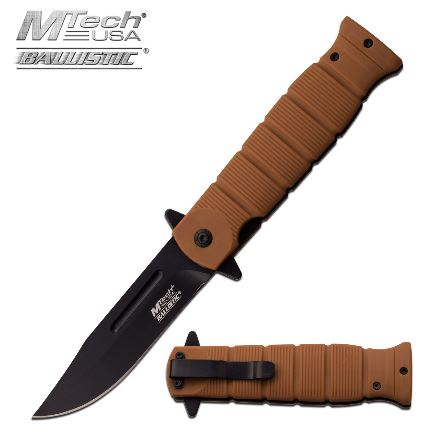 Mtech MTA905BN Folding Knife Assisted Opening (Online Only)