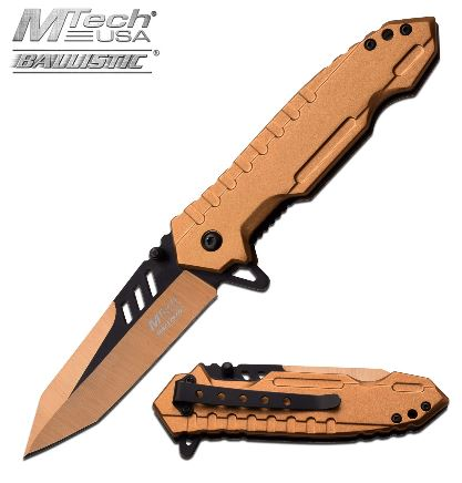 Mtech MTA927DT Folding Knife Assisted Opening (Online Only)