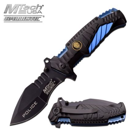 Mtech MTA944PD Folding Knife Assisted Opening (Online Only)
