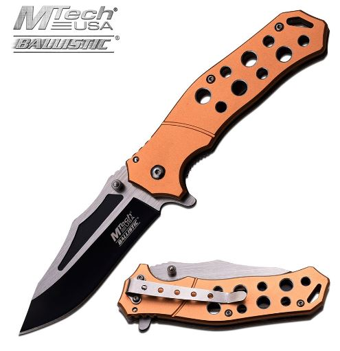 MTech MTA951GD Folding Knife Assisted (Online Only)