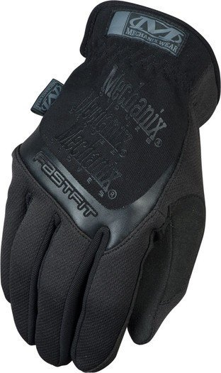 Mechanix Wear FastFit Covert Gloves - Black