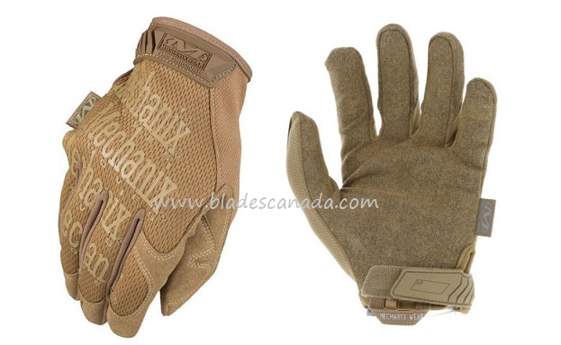 Mechanix Wear The Original Covert Tactical Glove - Coyote