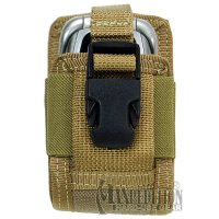 "Maxpedition 3.5"" Clip-on Phone Holster - Khaki"
