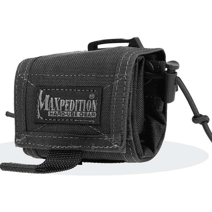 Maxpedition MM Folding Dump Pouch - Black
