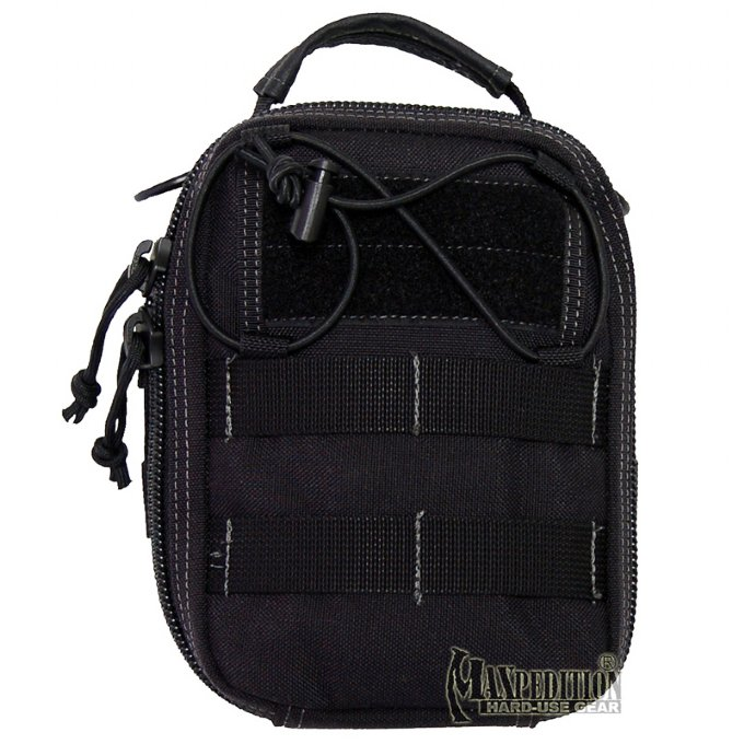 Maxpedition FR-1 Combat Medical Pouch - Black