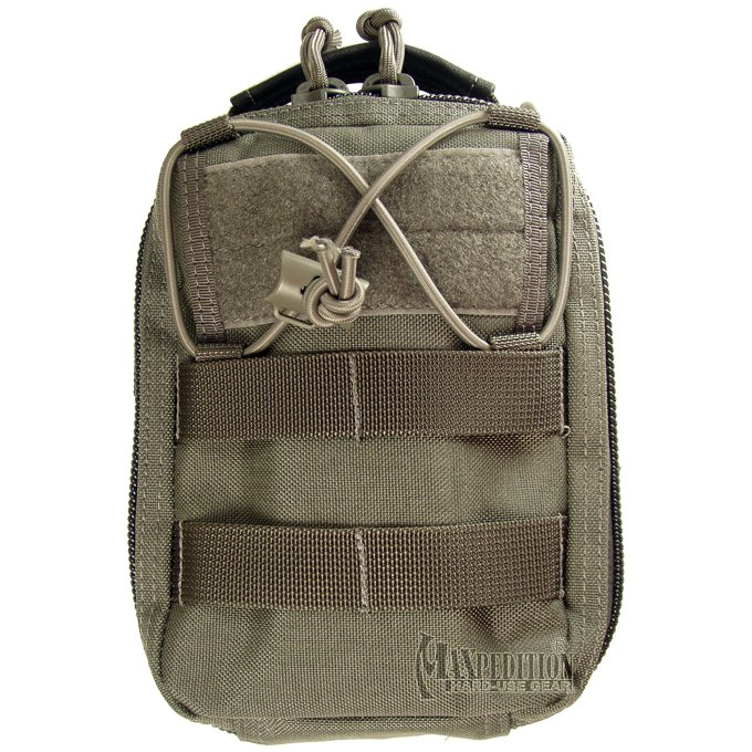 Maxpedition FR-1 Combat Medical Pouch - Foliage Green