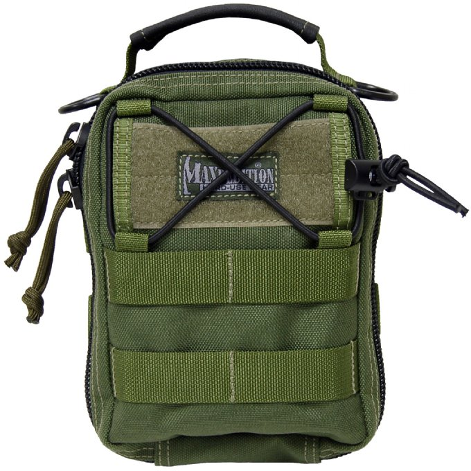 Maxpedition FR-1 Combat Medical Pouch - OD Green