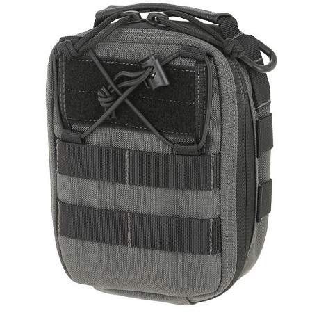 Maxpedition FR-1 Combat Medical Pouch - Wolf Grey