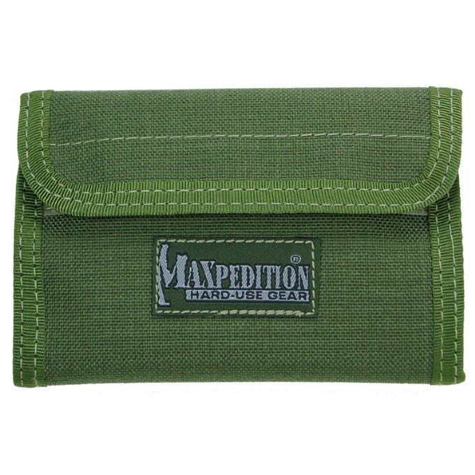 Maxpedition Spartan Wallet - OD Green