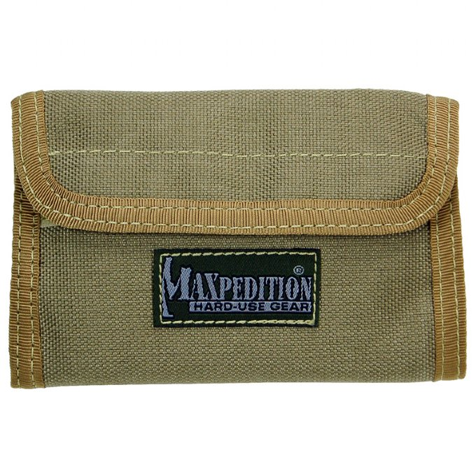Maxpedition Spartan Wallet - Khaki