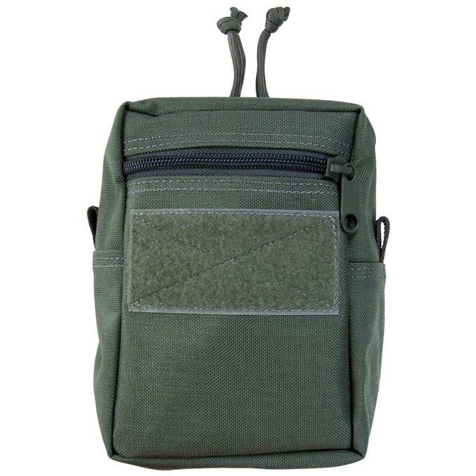 Maxpedition MX242F 7x5x2 Vertical Pouch Low Profile FG Green