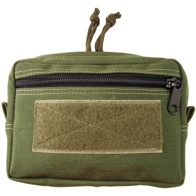 Maxpedition 5x7x2 Horizontal Pouch Low Profile - OD Green