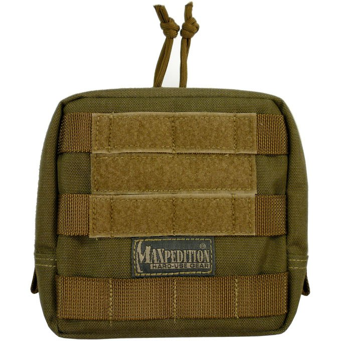 Maxpedition 6x6 Padded Pouch - Khaki